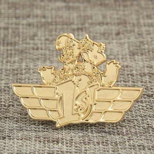 Custom Dragon Pins