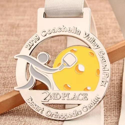 2nd Tennis Medals
