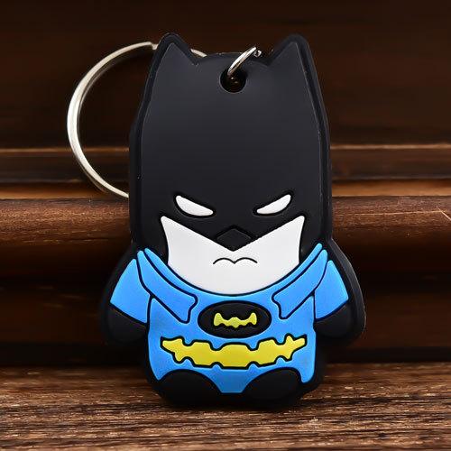 Batman PVC Keychain