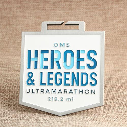 DMS Running Medals