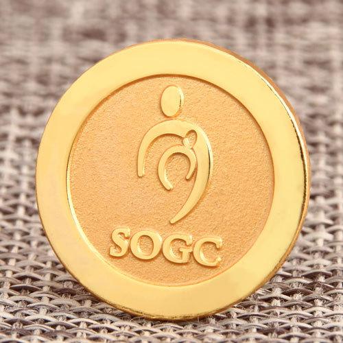SOGC Custom Pins