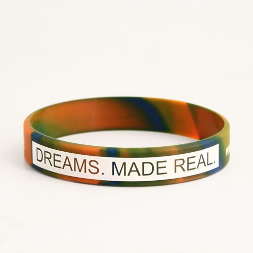 Dreams. Made Real. Simply Wristbands