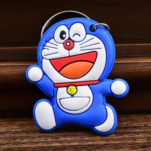 Doraemon 3D PVC Keychain