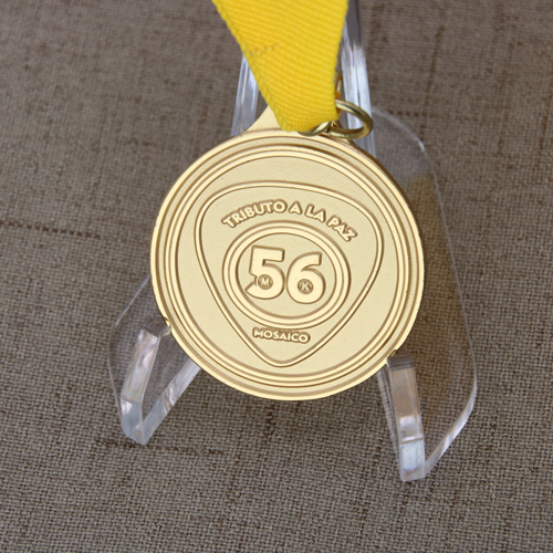 TRIBUTO A LA PAZ Customized Medals