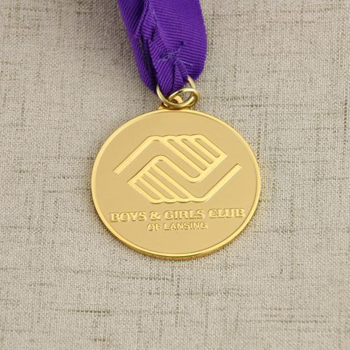 Club Custom Medals