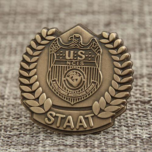 US NCIS Lapel Pins