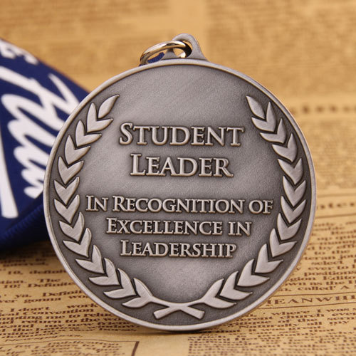 Student Leader Custom Medals