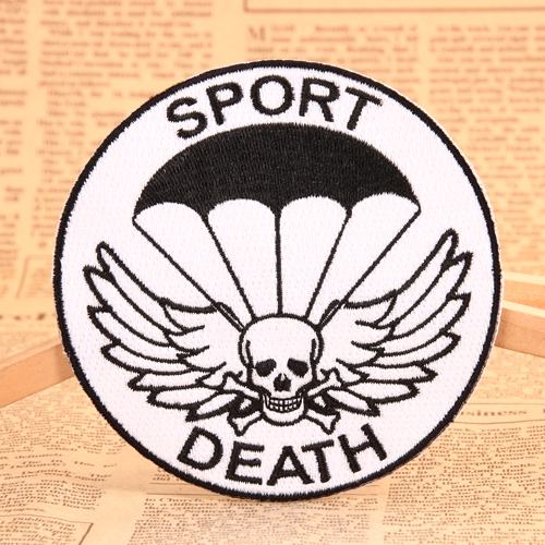 Sports Custom Patches