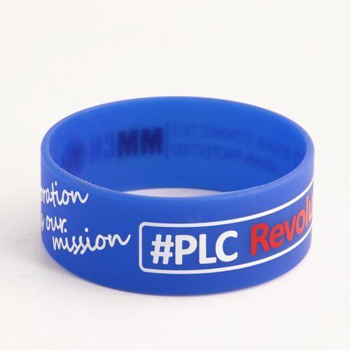 PLC Revolution Awesome Wristbands