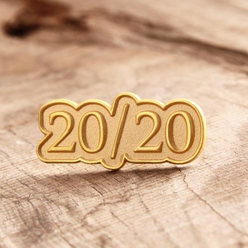 2020 Custom Pins