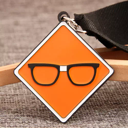 Glasses Funny Medals