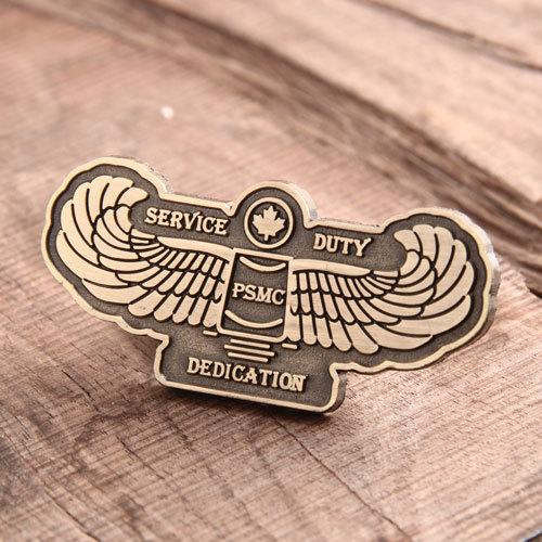 PSMC Custom Pins