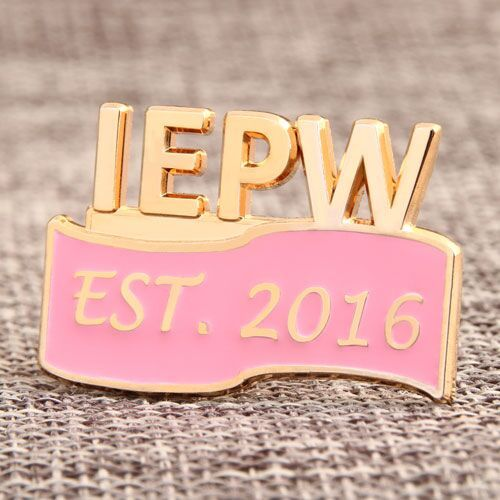 IEPW Lapel Pins