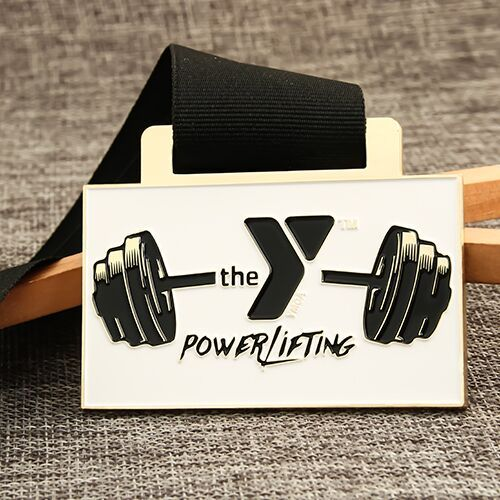 Powerlifting Sports Medals