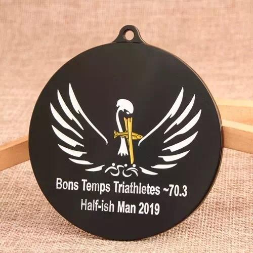 Bons Temps Running Medals