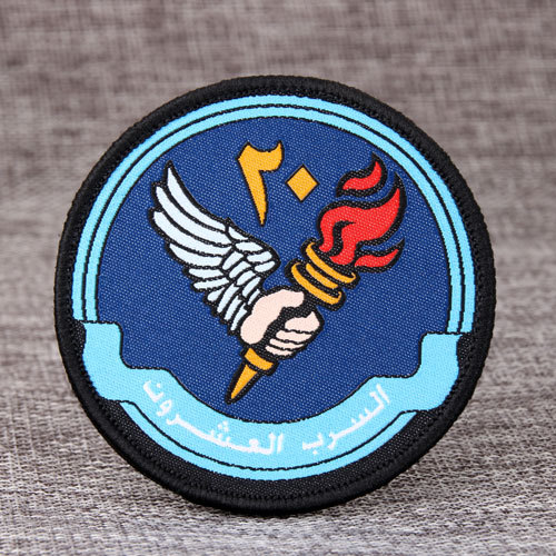 Fire Custom Make Patches