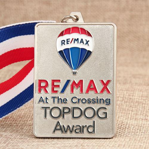 RE/MAX Award Medals