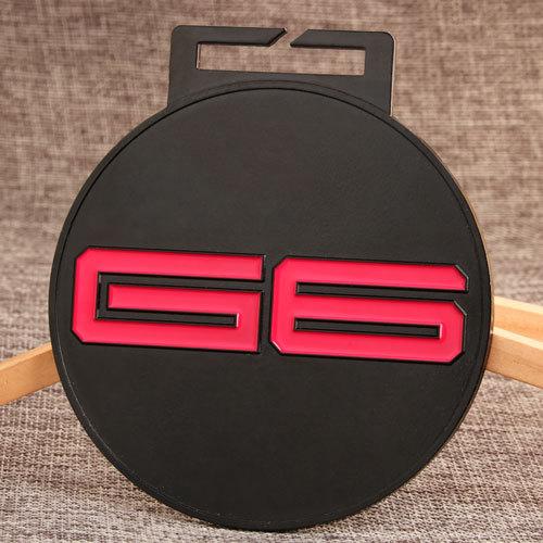 G6 Custom Medals