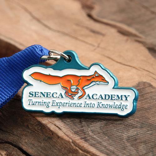 Seneca Academy Custom Medals