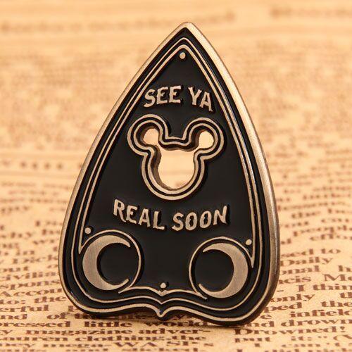 See Ya Custom Pins