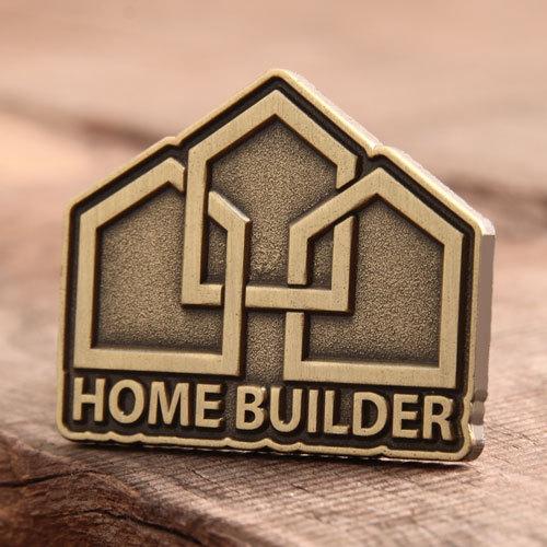 Home Builder Antique Pins