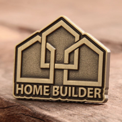 Home Builder Antique Pins
