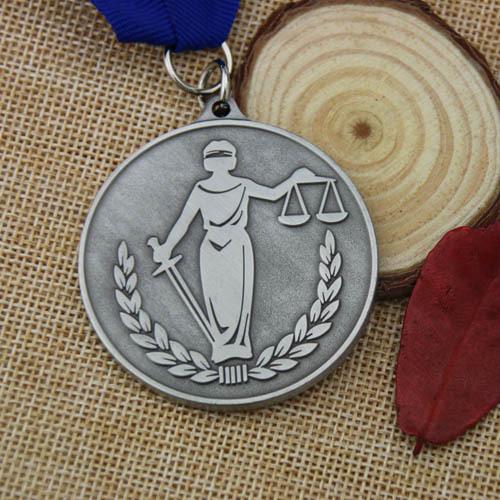 Attorney General Custom Medals