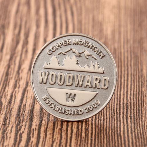 Woodward Pins