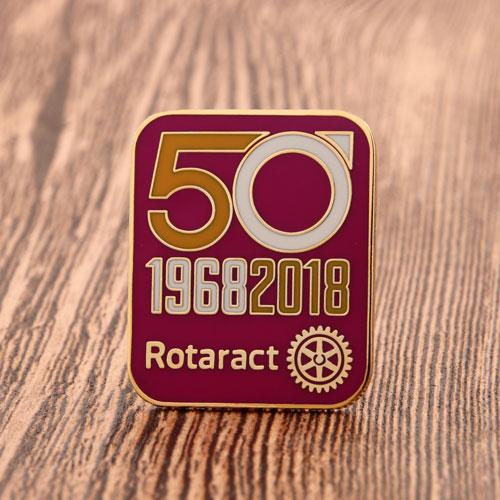 Rotaract Pins