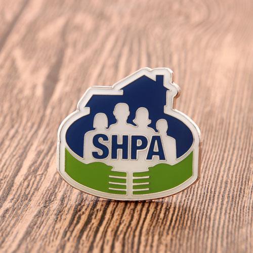 SHPA Custom Pins