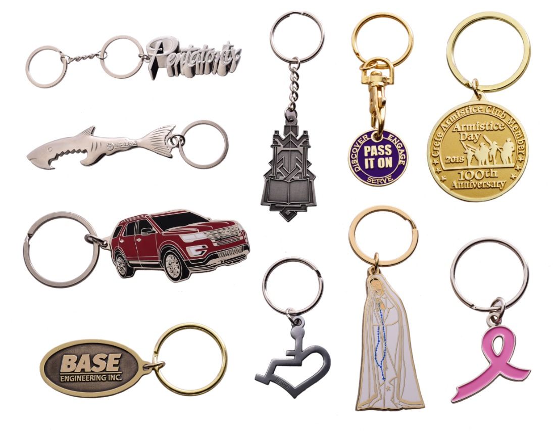 Custom Keychains | Personalized keychains | FullDesigns com