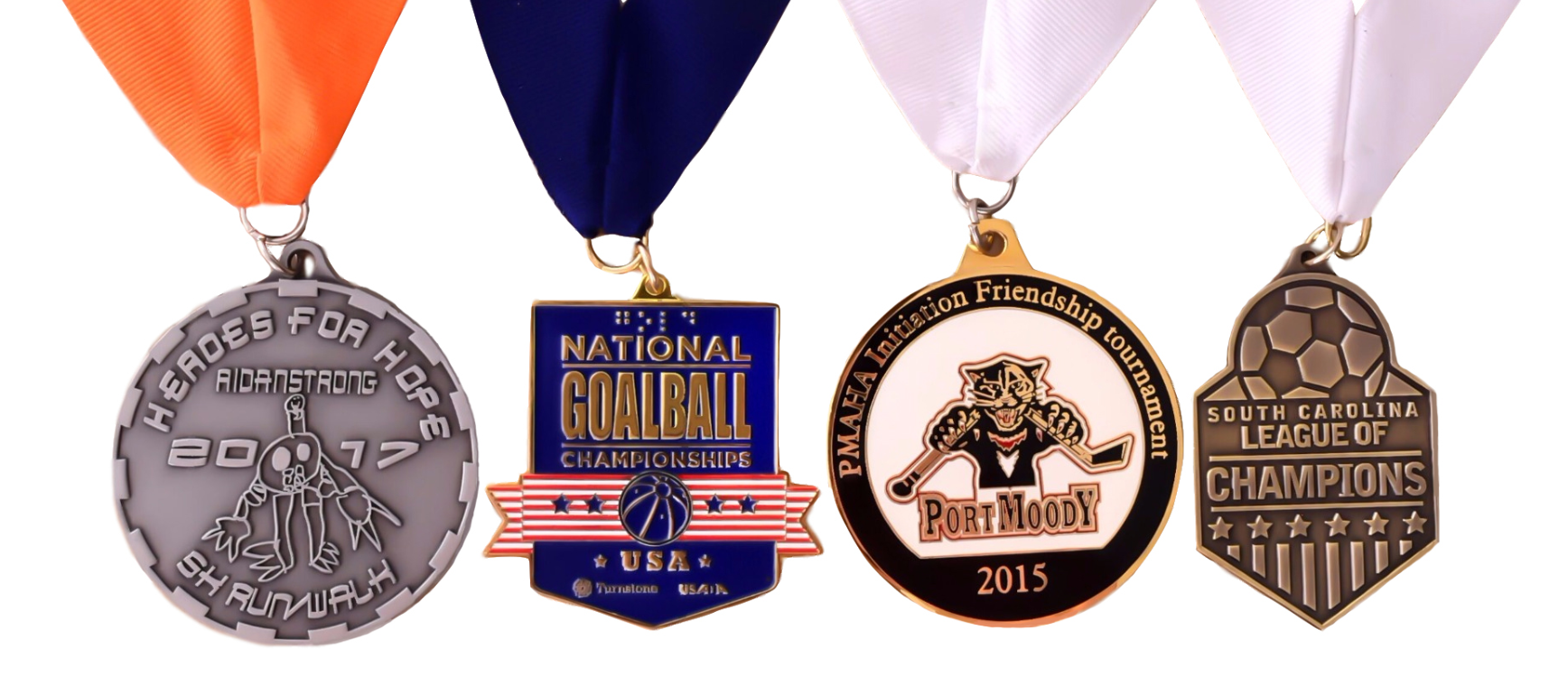 Custom Medals What's It?