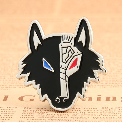 Wolf Personalized Coins