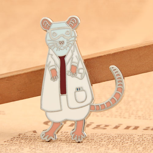 Mouse Lapel Pins