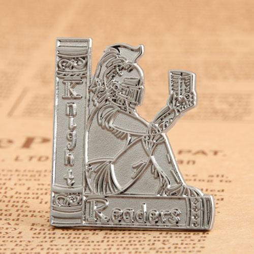 Readers Custom Pins