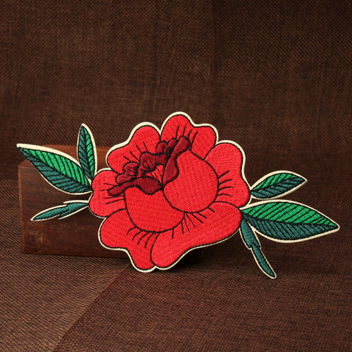 Rose Make Custom Patches