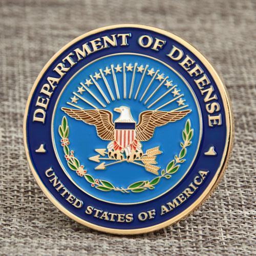 USDD Custom Military Coins