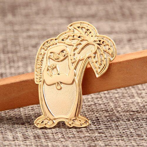 Penguins Custom Pins