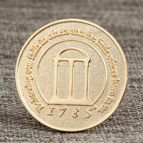 Bible Challenge Coins