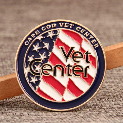 Vet Center Military Coins