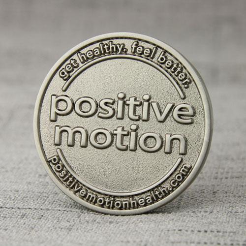 Health Custom Challenge Coins