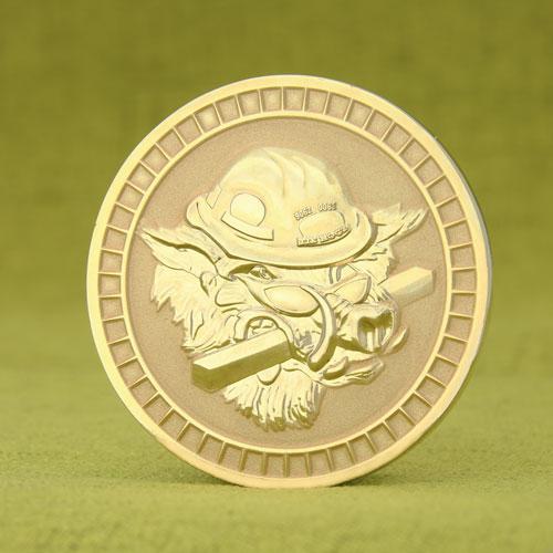 Railroad Custom Made Coins