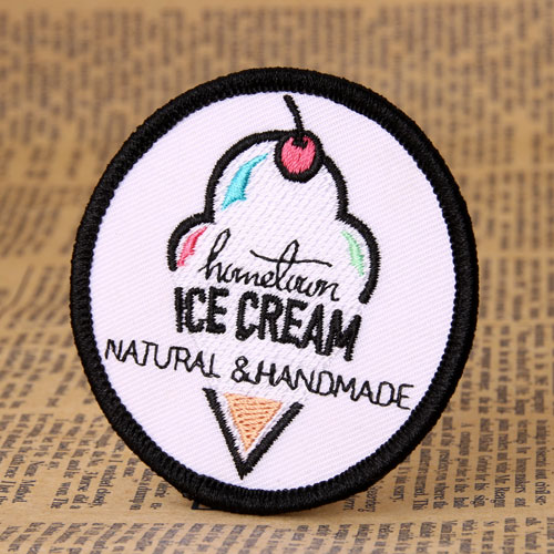 Ice Gream Cheap Patches