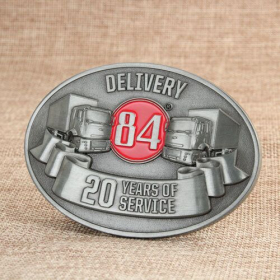 Delivery Custom Belt Buckles