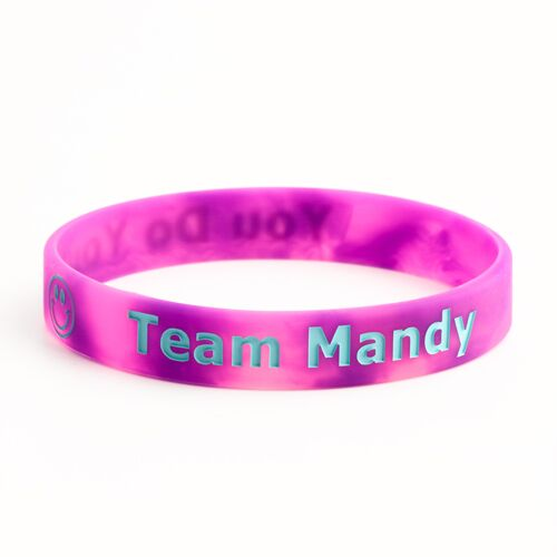 Team Mandy Awesome Wristbands