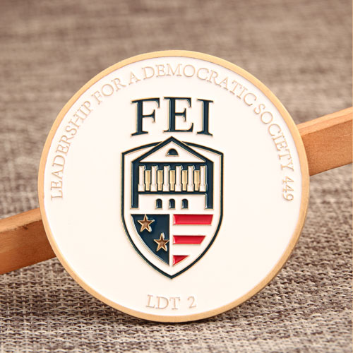 FEI Challenge Coins