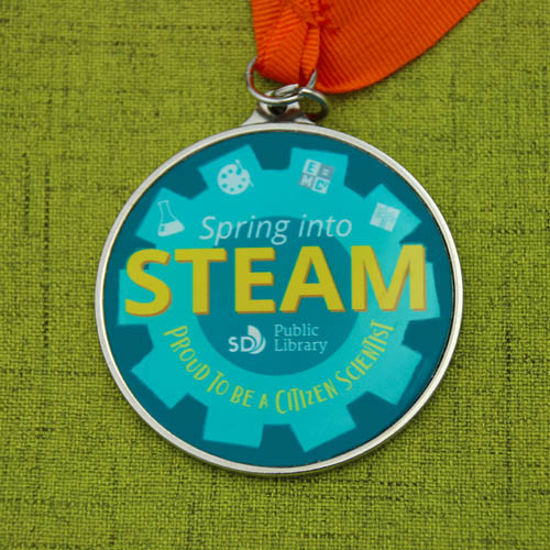Public Library Award Medals