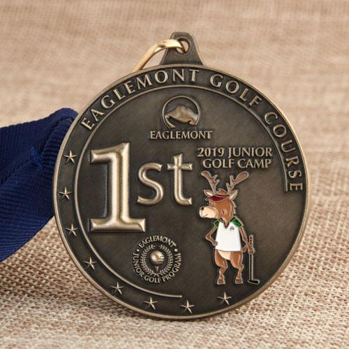 Eaglemont Golf Course Medals