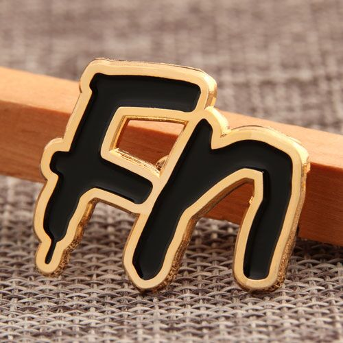 FN Custom Pins