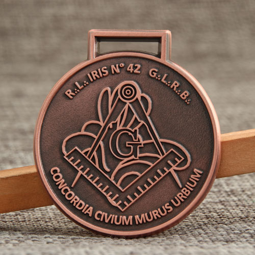 Freemasonry Discount Custom Medals
